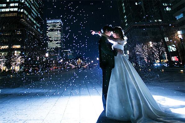 フォトウェディング・結婚写真・前撮りならUshers Photo