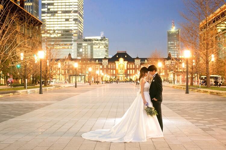 結婚 写真 横浜